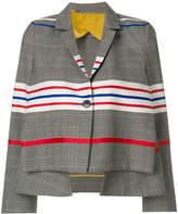 Henrik Vibskov Pleat structured blazer