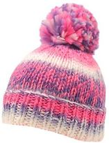 Spyder Infants Girls Bitsy Twisty Beanie Hat Cap Knitted Winter Headwear