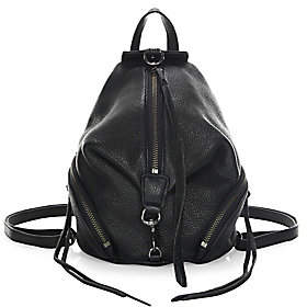 Rebecca Minkoff Women's Mini Julian Leather Backpack