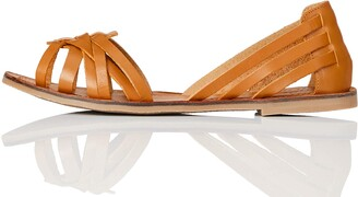 Find. #_Darling 1w3 Women's Wedge Heels Sandals Open Toe Sandals