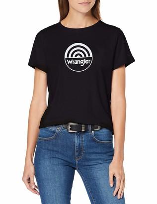 Wrangler Women's SS Circle TEE T-Shirt