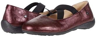 Naturino Matera AW20 (Little Kid/Big Kid) (Burgundy) Girl's Shoes