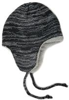 Muk Luks Men's B Side Marl Helmet