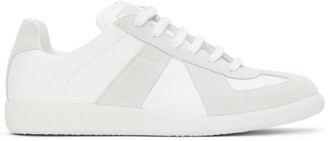 Maison Margiela White Replica Sneakers