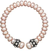 Honora Girl's Cultured Pearl Cuff Bracelet