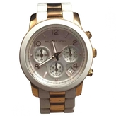 MICHAEL Michael Kors Leather watch