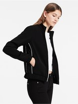 Calvin Klein Jeans Satin Track Jacket