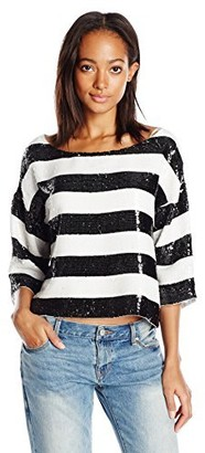 Tracy Reese Women's Sequin Blouse