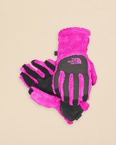 The North Face Girls' Denali Thermal Etip Gloves - Sizes S-L