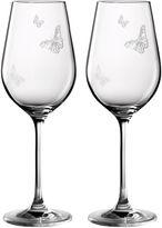 Miranda Kerr for Royal Albert Glass Wine Glass, 350ml (Set of 2)