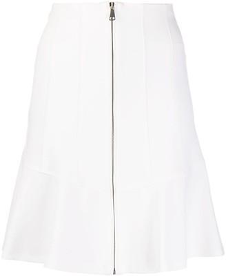 Pinko Knitted High Waisted Skirt