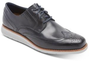 Rockport Men's Tmds 4-Point Wingtip Lace-Ups Shoes Men's Shoes