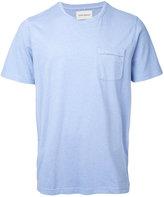 Oliver Spencer envelope pocket T- Shirt - men - Cotton - S