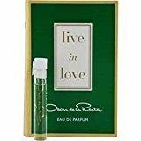 Oscar de la Renta LIVE IN LOVE EAU DE PARFUM VIAL WOMEN by