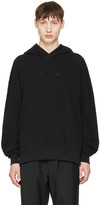 Undecorated Man Black French Terry Hoodie