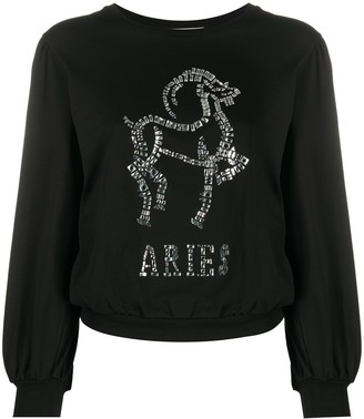 Alberta Ferretti Aries sweatshirt
