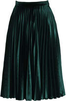 Lena Hoschek Aurora Pleated Skirt