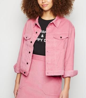 New Look Sunshine Soul Cord Jacket