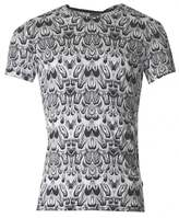 J. Lindeberg Sev Feather Crew Neck T-shirt