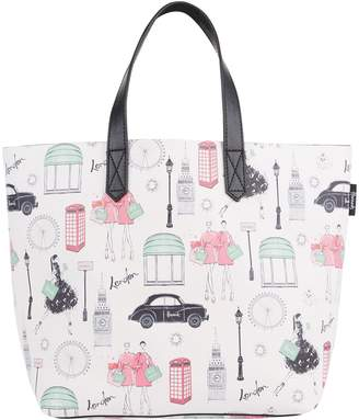 Harrods Small City Style Print Tote Bag