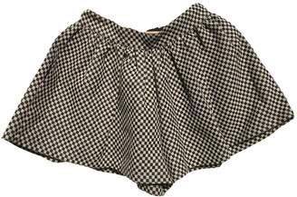 Roseanna Black Cloth Shorts for Women