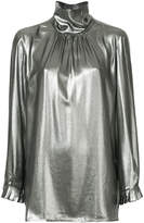 Mads Norgaard Blessy metallic top