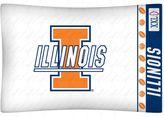 Illinois Fighting Illini Standard Pillowcase