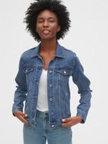Gap Soft Wear Denim Icon Jacket