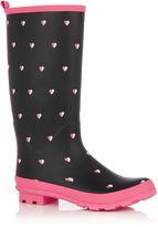 Oasis Half-Hearted Wellington Boots