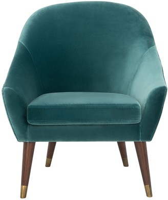 Teal Accent Chair Shop The World S Largest Collection Of Fashion Shopstyle