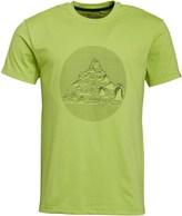 Berghaus Mens Voyager Sonar T-Shirt Green/Green