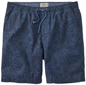 L.L. Bean Men's Dock Shorts, Print