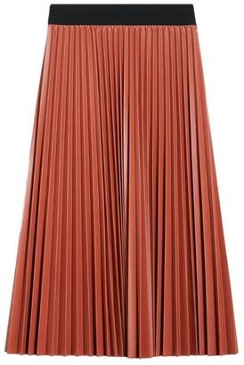 Max & Co. Pleated Midi Skirt