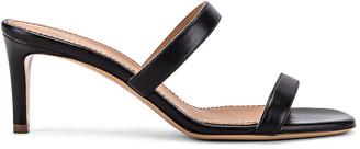 Mansur Gavriel Fino Sandal in Black | FWRD