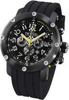 TW Steel Men's TW610 Emerson Fittipaldi Edition Rubber Chronograph Dial Watch