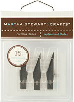 Martha Stewart Craft Knife Refill Blades 15/pkgfor M281019