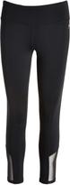 Head Black Olympic Crop Pants