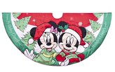 "Kurt Adler Mickey and Minnie Mouse 48"" Tree Skirt"