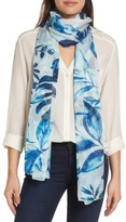 Nordstrom Women's Rainforest Beauty Silk Scarf