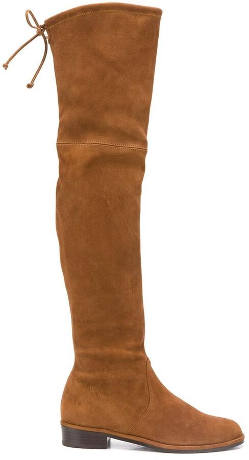 Stuart Weitzman Stivali Lowland boots
