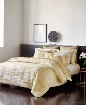 Donna Karan Home Gilded King Duvet Set Bedding