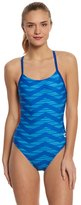 Arena Women's Mimetic Challenge Back One Piece Swimsuit 8153450