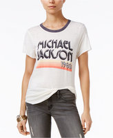 Junk Food Clothing Cotton Michael Jackson 1983 Graphic T-Shirt