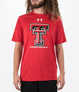 Under Armour Men's Texas Tech College Onfield Football T-Shirt