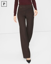 White House Black Market Petite Wide-Leg Pants