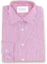 House of Fraser Men's Double TWO Paradigm Single Cuff 100 Cotton Non-Iron Shirt