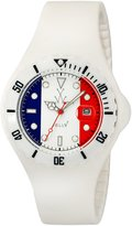 Toy Watch Men's JYF02FR Analog Display Quartz Watch