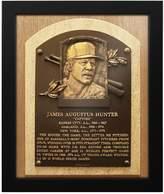 New York Yankees Catfish Hunter Baseball Hall of Fame Framed Plaque Print