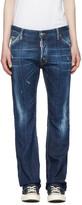 DSQUARED2 Blue Richard Jeans