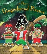 Candlewick Press The Gingerbread Pirates